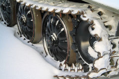 Caterpillar technics Stock Photo