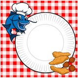 Catfish Cookout Royalty Free Stock Images