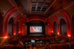 Catford剧院2 免版税库存图片