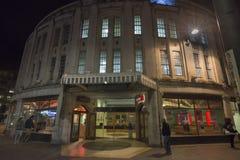Catford theatre Zdjęcia Stock