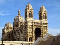 Cathédrale марселя Стоковая Фотография RF