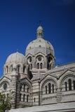 Cathédrale Sainte-Marie-höheres De Marseille Stockbilder