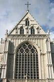 Cathédrale à Anvers Images libres de droits
