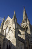 Cathédrale à Chichester Image libre de droits