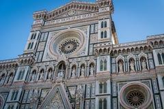 Cathédrale à Florence Photos libres de droits