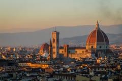 Cathédrale à Florence Photo libre de droits