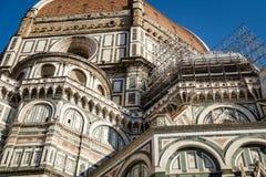Cathédrale à Florence Image stock