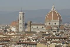 Cathédrale à Florence, Italie Photographie stock libre de droits