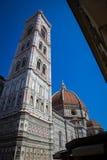Cathédrale à Florence, Toscane, Italie Photos stock