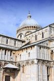 Cathédrale à Pise, Italie photo libre de droits