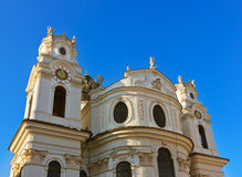 Cathédrale à Salzbourg Autriche Images stock