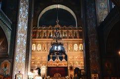 Cathédrale à St Petersburg Photo libre de droits