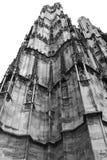 Cathédrale à Vienne Photo libre de droits
