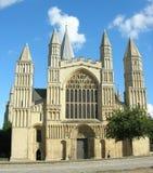 Cathédrale 1 de Rochester Image libre de droits