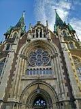 Cathédrale Photo libre de droits