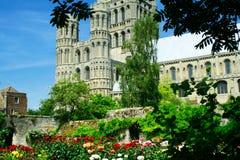 Cathédrale 6 d'Ely Images stock