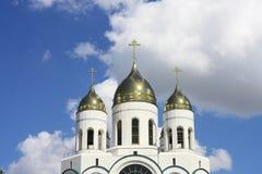 Cathédrale Photographie stock libre de droits