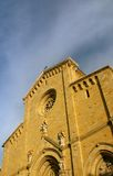 Cathédrale, Arezzo - Italie images stock