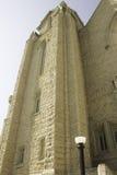 Cathédrale au soleil Images stock