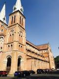 Cathédrale au Vietnam Photos stock
