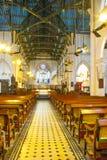 Cathédrale célèbre de St Johns en Hong Image stock