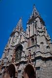 Cathédrale catholique Photo stock
