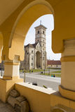 Cathédrale catholique St Michael Images stock