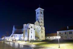 Cathédrale catholique St Michael Images libres de droits