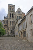 Cathédrale, Chalons-en-Champagne Photo stock