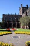 Cathédrale Cheshire de Chester Images libres de droits