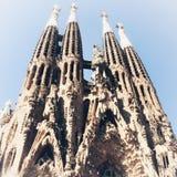 Cathédrale chrétienne magnifique photographie stock libre de droits