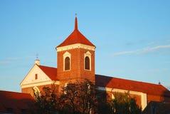 Cathédrale d'église Images stock