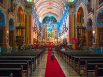 Cathédrale d'église Image libre de droits