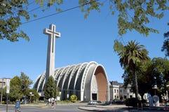 Cathédrale d'église Photos libres de droits