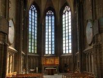 Cathédrale d'état de Linkoping Images libres de droits