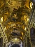 Cathédrale d'Acireale Images stock