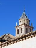 Cathédrale d'Alhambra Images stock