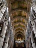 Cathédrale d'Almudena Image libre de droits