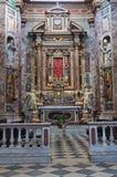 Cathédrale d'Amelia. L'Ombrie. L'Italie. Photos stock