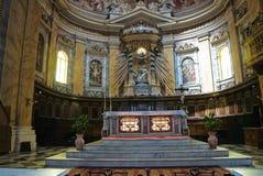 Cathédrale d'Amelia. L'Ombrie. L'Italie. Image libre de droits