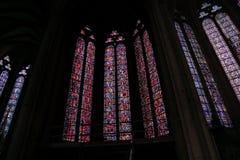 cathédrale d'amiens Images libres de droits
