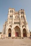 cathédrale d'amiens Photo libre de droits
