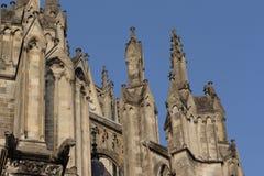 Cathédrale d'Amiens Photos libres de droits
