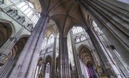 Cathédrale d'Amiens, picardie, France Image stock