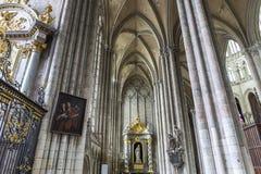 Cathédrale d'Amiens, picardie, France Photographie stock