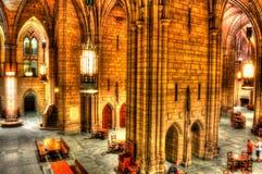 Cathédrale d'apprendre le campus - université de Pittsburgh Photo libre de droits