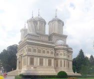 Cathédrale d'Arges photographie stock libre de droits