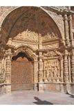 Cathédrale d'Astorga - Espagne Photo stock