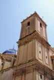 Cathédrale d'Elche Photos libres de droits