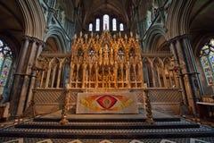Cathédrale d'Ely photos stock